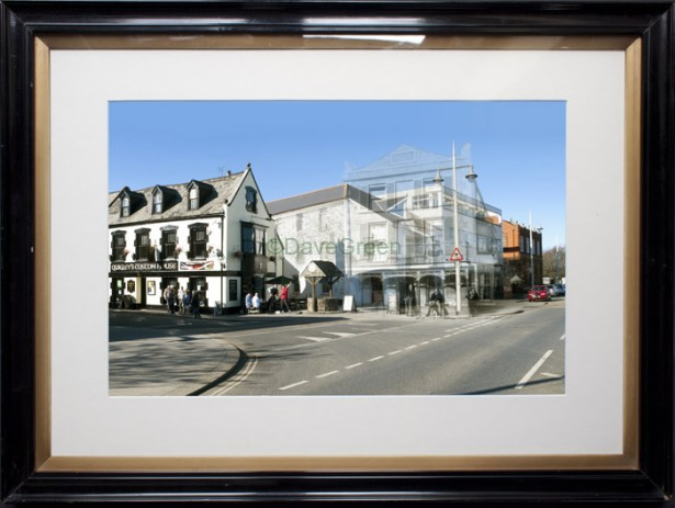 Customs House framed 615x463 Dave Green