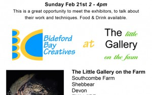 UPSTREAM - 'Meet The Artists' Open Invite Sunday Feb 21st 2-4pm