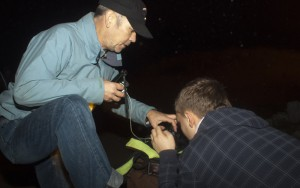 Dave Gives Instruction For Long Exposure Night Photography