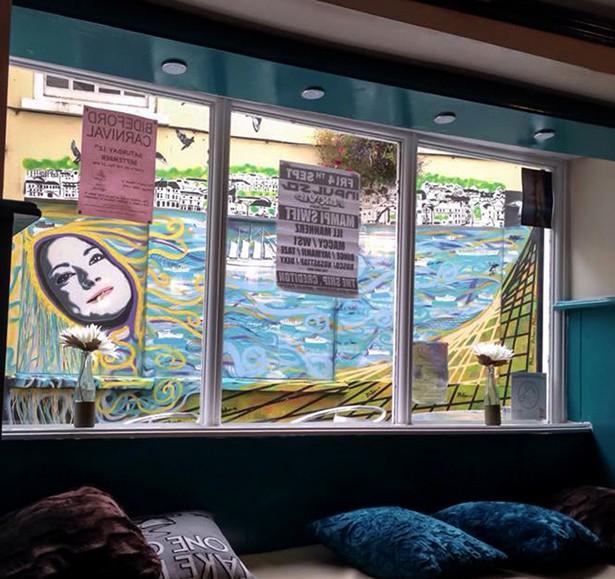 010CS2015 Public Art 7thPencil Mel Saggs ©Dave Green