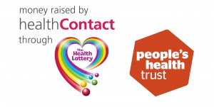 HealthContact and People's Health Trust Logo